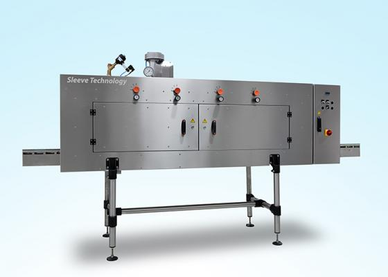 HSS4000 Stand-Alone Steam Tunnel